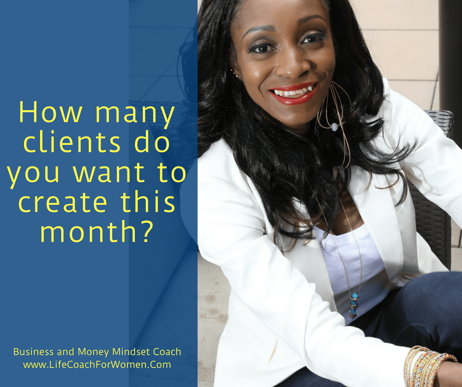 how to get coaching clients for coaching business